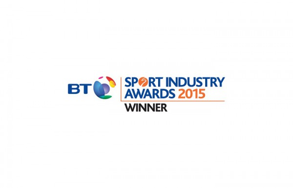 Chime Communications BT Sport Industry Awards Winner 2015